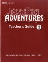 XXL obrazek Heinle ELT part of Cengage Lea READING ADVENTURES 1 TEACHER´S GUIDE - LIESKE, C., MENKING, ...