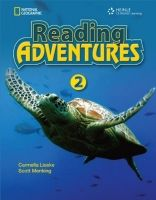 Heinle ELT part of Cengage Lea READING ADVENTURES 2 STUDENT´S BOOK - LIESKE, C., MENKING, S... cena od 369 Kč