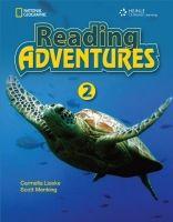 Heinle ELT part of Cengage Lea READING ADVENTURES 2 STUDENT´S BOOK - LIESKE, C., MENKING, S... cena od 376 Kč