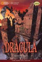 Heinle ELT part of Cengage Lea CLASSICAL COMICS READERS: DRACULA (American English) - STOKE... cena od 261 Kč