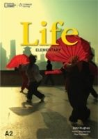 Heinle ELT part of Cengage Lea LIFE ELEMENTARY STUDENT´S BOOK WITH DVD - HUGHES, J., STEPHE... cena od 515 Kč