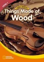 Heinle ELT part of Cengage Lea WORLD WINDOWS 1 THINGS MADE OF WOOD STUDENT´S BOOK cena od 110 Kč