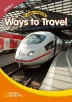 Heinle ELT part of Cengage Lea WORLD WINDOWS 1 WAYS TO TRAVEL STUDENT´S BOOK cena od 108 Kč