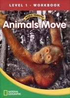 Heinle ELT part of Cengage Lea WORLD WINDOWS 1 ANIMALS MOVE WORKBOOK cena od 79 Kč