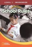 Heinle ELT part of Cengage Lea WORLD WINDOWS 1 SCHOOL RULES WORKBOOK cena od 80 Kč