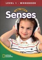 Heinle ELT part of Cengage Lea WORLD WINDOWS 1 SENSES WORKBOOK cena od 80 Kč