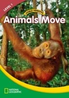 Heinle ELT part of Cengage Lea WORLD WINDOWS 1 ANIMALS MOVE STUDENT´S BOOK cena od 112 Kč