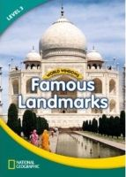 Heinle ELT part of Cengage Lea WORLD WINDOWS 3 FAMOUS LANDMARKS STUDENT´S BOOK cena od 108 Kč