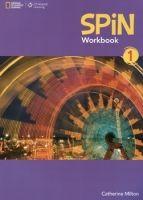 Heinle ELT part of Cengage Lea SPIN 1 WORKBOOK - MILTON, C. cena od 316 Kč