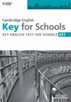 Heinle ELT part of Cengage Lea CAMBRIDGE ENGLISH KEY FOR SCHOOLS (KET) PRACTICE TESTS STUDE... cena od 396 Kč