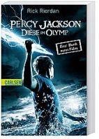 Carlsen Verlag PERCY JACKSON - DIEBE IM OLYMP Filmausgabe - RIORDAN, R. cena od 225 Kč