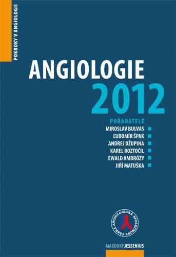 Maxdorf Angiologie 2012 - Miroslav Bulvas, Ľubomír Špak, Andrej Džup... cena od 184 Kč