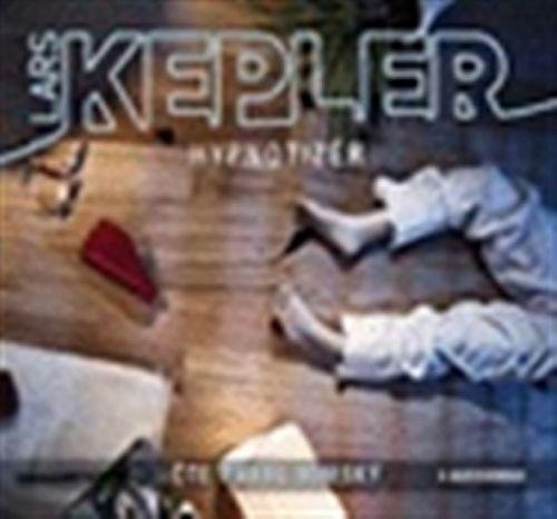 Lars Kepler: Hypnotizér - 2CDmp3 cena od 253 Kč
