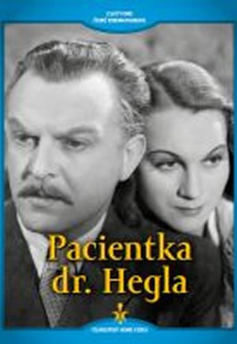 Filmexport Pacientka dr. Hegla - DVD cena od 124 Kč