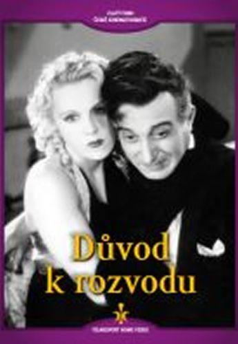 Důvod k rozvodu - DVD box cena od 127 Kč