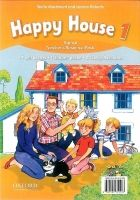 OUP ELT HAPPY HOUSE NEW EDITION 1 TOP UP TEACHER´S RESOURCE PACK - M... cena od 321 Kč