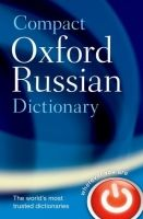OUP References COMPACT OXFORD RUSSIAN DICTIONARY cena od 285 Kč