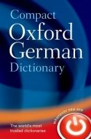 OUP References COMPACT OXFORD GERMAN DICTIONARY cena od 338 Kč