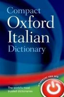 OUP References COMPACT OXFORD ITALIAN DICTIONARY cena od 454 Kč