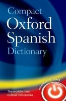 OUP References COMPACT OXFORD SPANISH DICTIONARY cena od 421 Kč