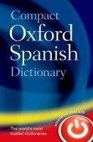 OUP References COMPACT OXFORD SPANISH DICTIONARY cena od 315 Kč