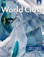 Heinle ELT part of Cengage Lea WORLD CLASS 1 STUDENT´S BOOK with CD-ROM - DOUGLAS, N., MORG... cena od 496 Kč