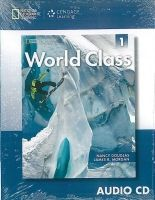 Heinle ELT part of Cengage Lea WORLD CLASS 1 CLASS AUDIO CDs - DOUGLAS, N., MORGAN, J. R. cena od 678 Kč