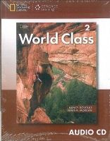 Heinle ELT part of Cengage Lea WORLD CLASS 2 CLASS AUDIO CDs - DOUGLAS, N., MORGAN, J. R. cena od 678 Kč