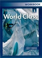 Heinle ELT part of Cengage Lea WORLD CLASS 1 WORKBOOK - DOUGLAS, N., MORGAN, J. R. cena od 324 Kč