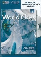 Heinle ELT part of Cengage Lea WORLD CLASS 1 INTERACTIVE WHITEBOARD SOFTWARE - DOUGLAS, N.,... cena od 1 959 Kč