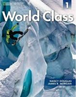 Heinle ELT part of Cengage Lea WORLD CLASS 1 STUDENT´S BOOK with ONLINE WORKBOOK - DOUGLAS,... cena od 315 Kč