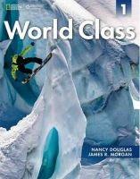 Heinle ELT part of Cengage Lea WORLD CLASS 1 STUDENT´S BOOK with ONLINE WORKBOOK - DOUGLAS,... cena od 324 Kč