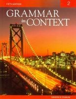 Heinle ELT part of Cengage Lea GRAMMAR IN CONTEXT 5th Edition 2 STUDENT´S BOOK - ELBAUM, S.... cena od 428 Kč