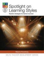 Heinle ELT part of Cengage Lea DELTA TEACHER DEVELOPMENT SERIES: SPOTLIGHT ON LEARNING STYL... cena od 458 Kč
