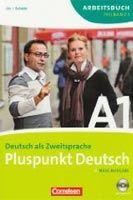 Cornelsen Verlagskontor GmbH PLUSPUNKT DEUTSCH NEU A1/1 ARBEITSBUCH + CD cena od 124 Kč