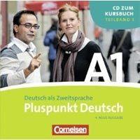Cornelsen Verlagskontor GmbH PLUSPUNKT DEUTSCH NEU A1/1 audio CD cena od 225 Kč