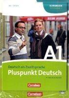 Cornelsen Verlagskontor GmbH PLUSPUNKT DEUTSCH NEU A1/1 KURSBUCH + ARBEITSBUCH cena od 240 Kč