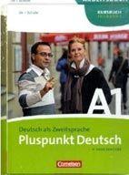 Cornelsen Verlagskontor GmbH PLUSPUNKT DEUTSCH NEU A1/2 KURSBUCH + ARBEITSBUCH cena od 243 Kč
