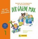 Langenscheidt DER GRÜNE MAX 1 AUDIO CD - KRULAK, KEMPISTY, E., REITZIG, L.... cena od 251 Kč