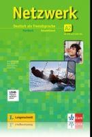 Langenscheidt NETZWERK A2 KURSBUCH mit AUDIO CDs /2/ und DVD - DENGLER, S.... cena od 441 Kč