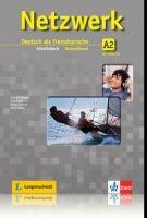 Langenscheidt NETZWERK A2 ARBEITSBUCH mit AUDIO CDs /2/ - DENGLER, S., MAY... cena od 242 Kč
