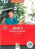 XXL obrazek Helbling Languages HELBLING READERS FICTION LEVEL 1 RED LINE - JACK´S ENDLESS S...