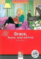 Helbling Languages HELBLING READERS FICTION LEVEL 2 RED LINE - GRACE, ROMEO, JU... cena od 164 Kč
