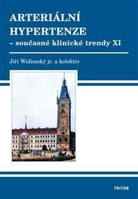 Jiří Widimský: Arteriální hypertenze – současné klinické trendy XI cena od 155 Kč