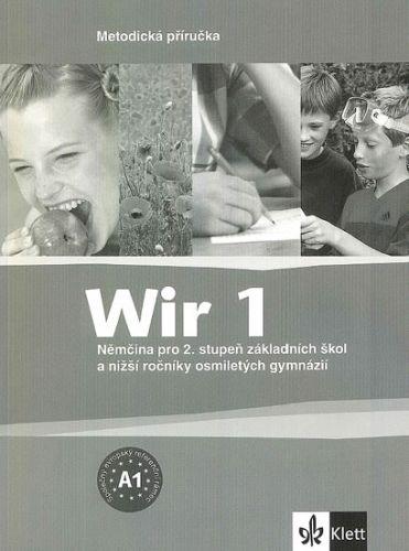 Giorgio Motta: Wir 1 - Němčina pro 2. stupeň ZŠ a nižší ročníky 8-letých gymnázií - Metodická příručka - cena od 192 Kč