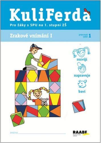 Věra Gošová: Zrakové vnímání I - SPU cena od 45 Kč