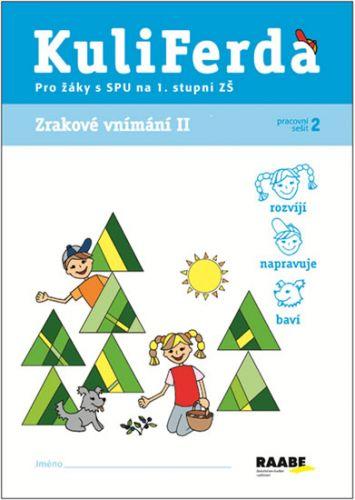 Věra Gošová: Zrakové vnímání II - SPU cena od 47 Kč