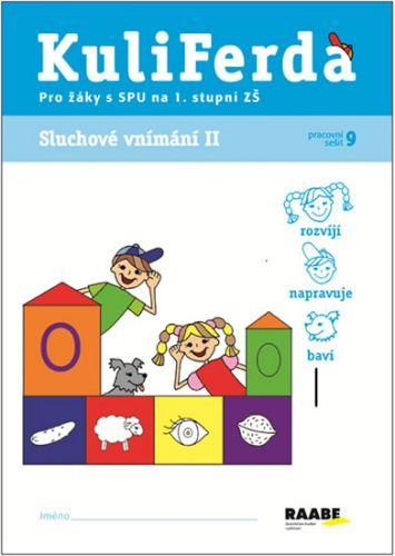 Věra Gošová: Sluchové vnímání II - SPU cena od 52 Kč