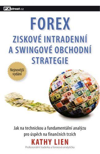 Lien Kathy: FOREX – Ziskové intradenní a swingové obchodní strategie cena od 496 Kč