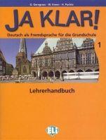 ELI s.r.l. JA KLAR! 1 LEHRERHANDBUCH - GERNGROSS, G., KRENN, W., PUCHTA... cena od 204 Kč